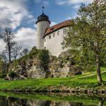 Schlösser- und Burgentour – Burg Scharfenstein