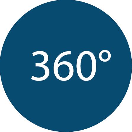 Residenz Hotel 360° Rundgang Icon